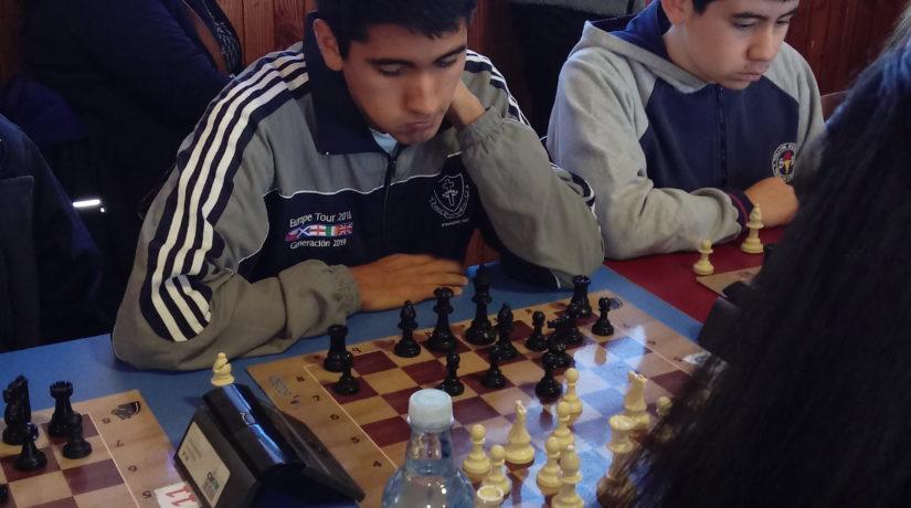 Primera fecha del Torneo de Ajedrez Adecop