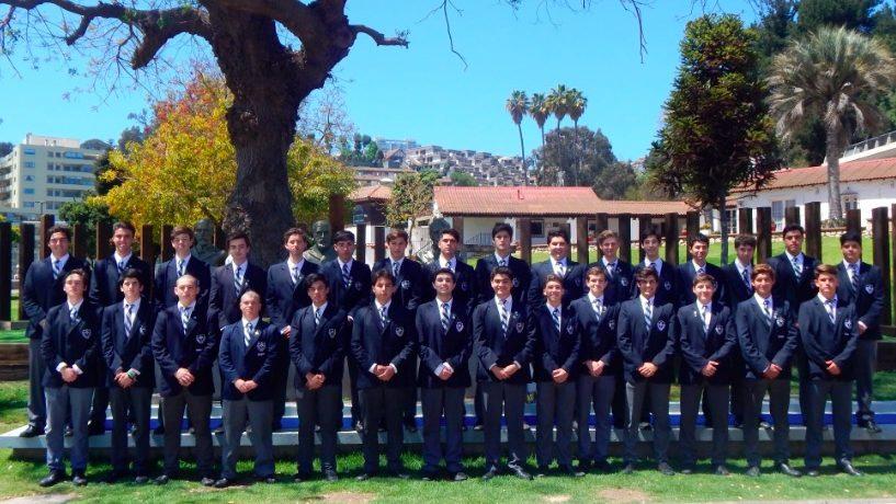 30 estudiantes se convirtieron en candidatos a Diploma IB 2020