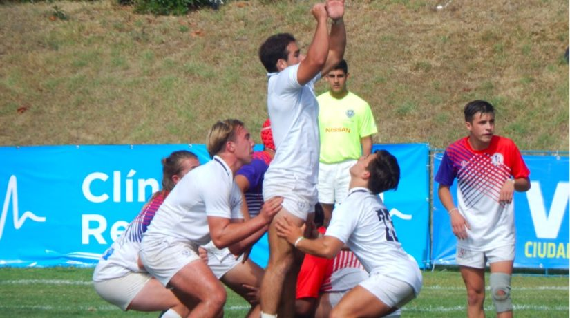 Ven a disfrutar del XX Torneo de Rugby Seven a Side Juvenil