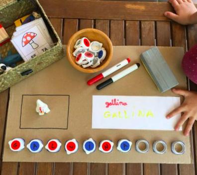 ¿Cómo los niños aprenden a leer y a escribir en tiempos de pandemia?