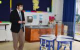 Director provincial de educación dio visto bueno a protocolos sanitarios a The Mackay School
