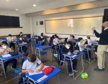 The Mackay School avanza en su proceso para completar el Full Immersion in English Programme