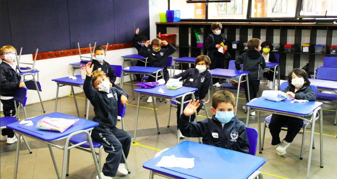 The Mackay School ha implementado medidas para prevenir el COVID-19