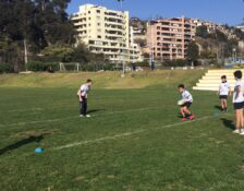 Poco a poco vuelven los deportes colectivos en The Mackay School