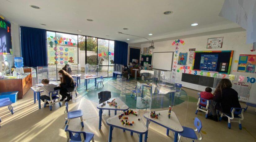 Proceso de Admisión 2022: Padres y futuros apoderados visitan The Mackay School
